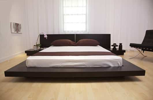 Flat Mod King Size Bed