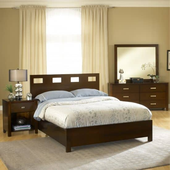 Square's Bedset