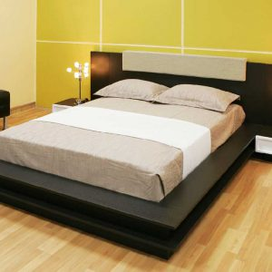Modern Low Profile Bedset