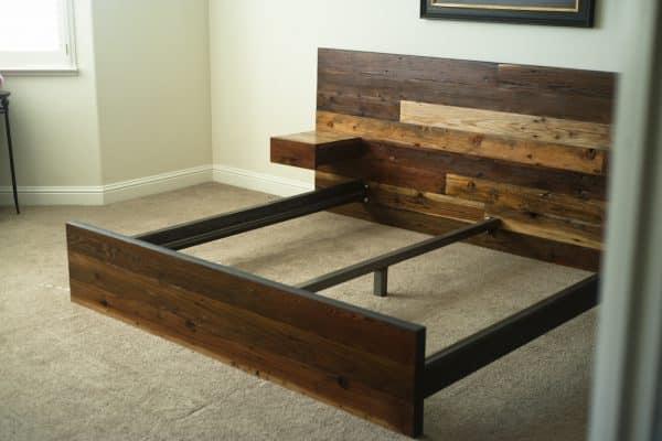 Multiwood Art Bed