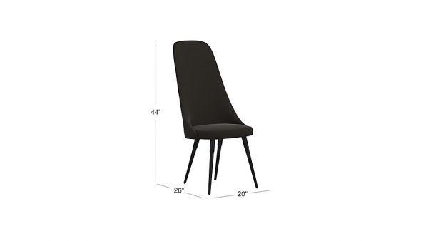 Boutique Velvet Chair