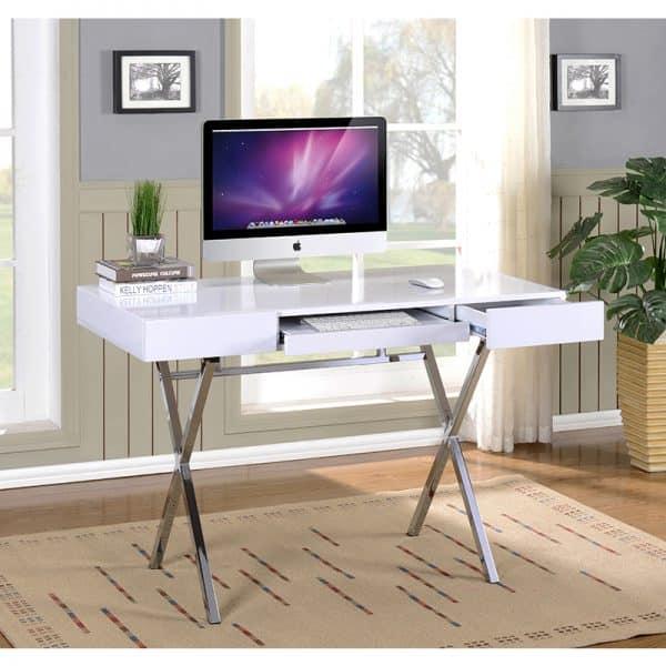 WH Computer X Desk