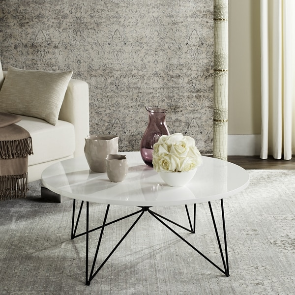 Modern Lacquer Coffee Table