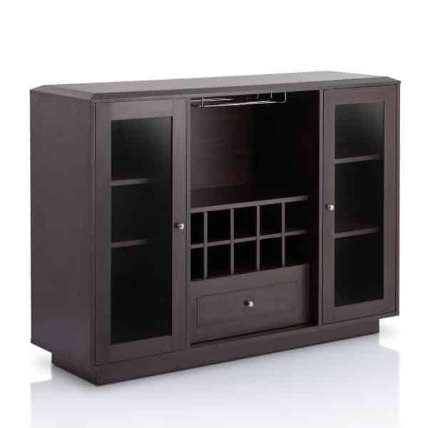 Espresso Multi-Storage Dining Buffet