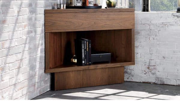 Corner Counter Table