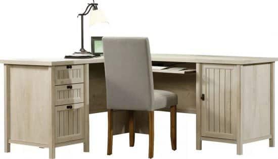 Demorest L-Shape Computer Desk