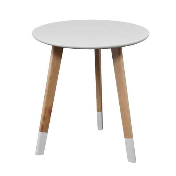 Palm Canyon Theresa Round Accent Table