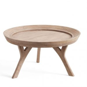 Moraga Wooden Coffee Table