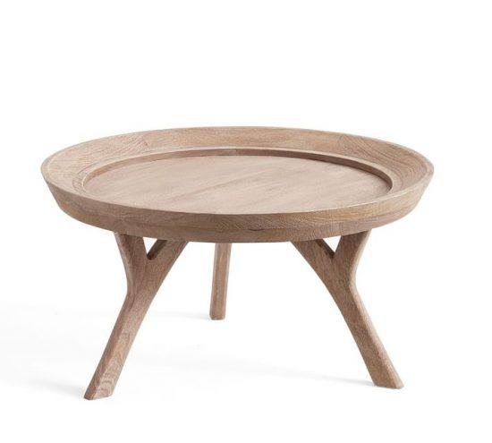 Moraga Wooden Coffee Table