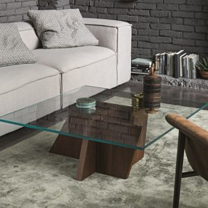 Stripe Coffee Table