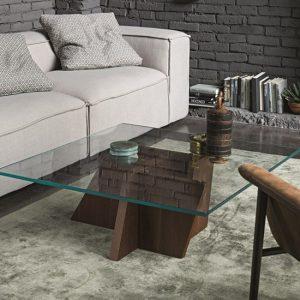 Stripe Coffee Table