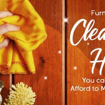 diy cleaning woodfloor