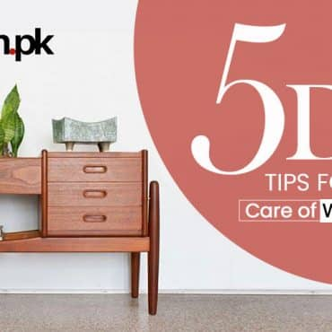 5 DIY Tips for Wood Furniture