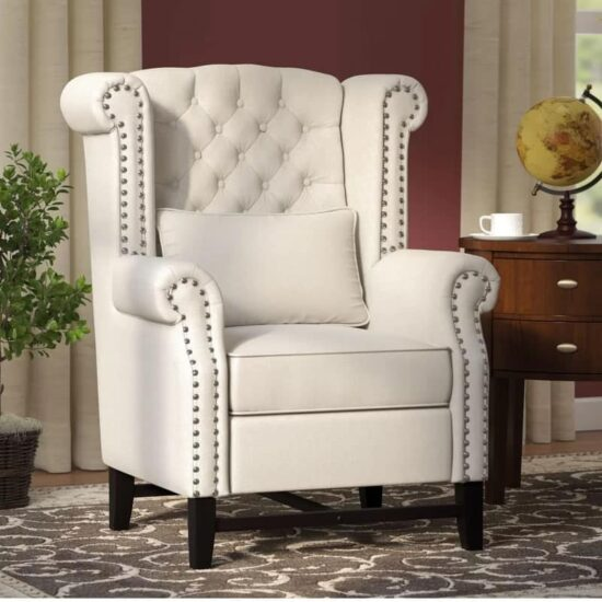 Poter Wingback Chair