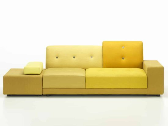 Sofa Gold Yellow