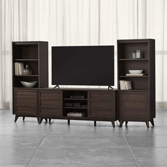 Top Home Decor Tips 2021 - HD Media Console with Two Towers