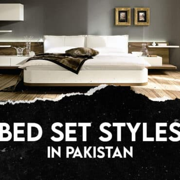 Bed Style in Pakistan