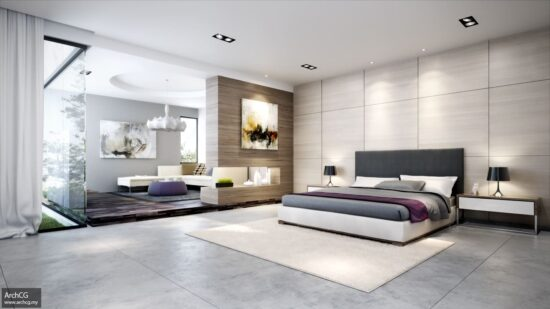 Modren Bed Set