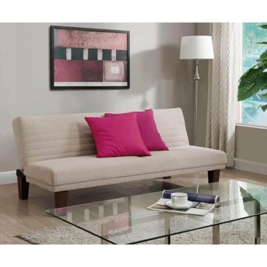 Work From Home Office Setup Guide - DHP-Dillan-Convertible-Futon