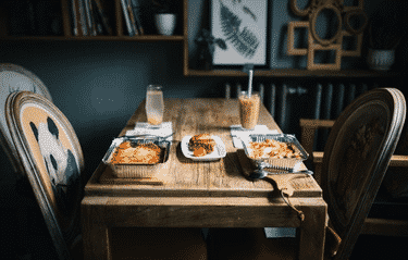 Dine-in With Style - Rustic Dining Set